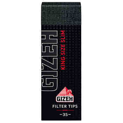 Gizeh Filter Tips Slim