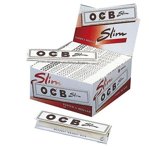 OCB Slim weiß long