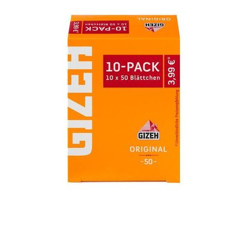 Gizeh Original 10er Pack