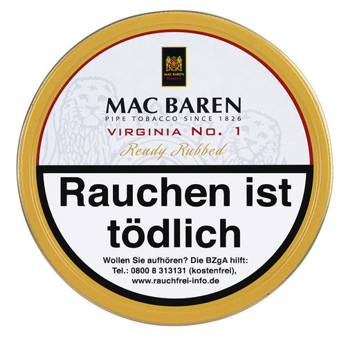 Mac Baren Virginia No. 1 100g