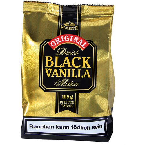 Danish Black Vanilla 125g