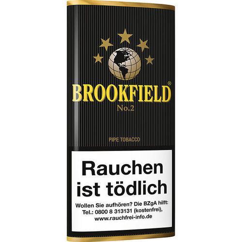 Brookfield No.2 (Black Vanilla) 50g