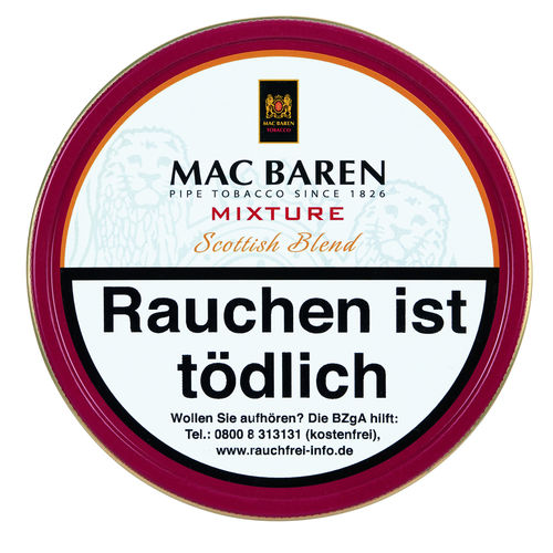 Mac Baren Mixture (Scottish) 100g
