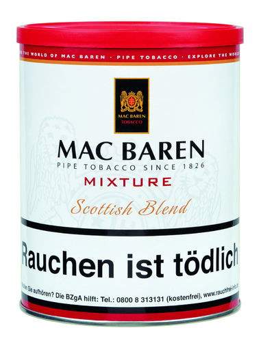 Mac Baren Mixture (Scottish) 250g