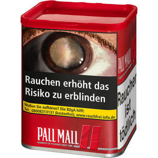 Pall Mall Red 50g