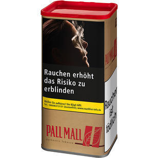 Pall Mall Authentic Red. XXL 115g