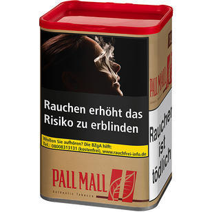 Pall Mall Authentic Red 65g